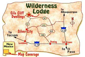 How to get here: The Wilderness Lodge is located in southwestern New ...